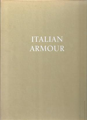 ITALIAN ARMOUR: Rebuffo, Luciano