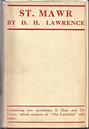 ST. MAWR: TOGETHER WITH THE PRINCESS: Lawrence, D.H.