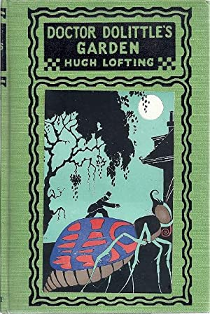 DOCTOR DOLITTLE'S GARDEN: Lofting, Hugh