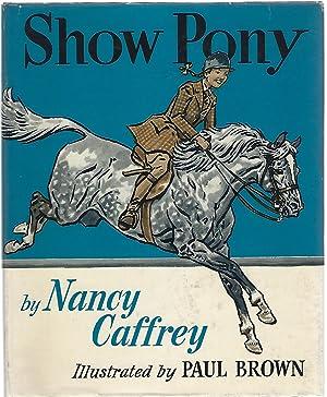 SHOW PONY: Caffrey, Nancy