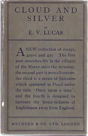 CLOUD AND SILVER: Lucas, E.V.
