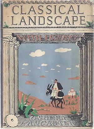 CLASSICAL LANDSCAPE WITH FIGURES: Lancaster, Osbert