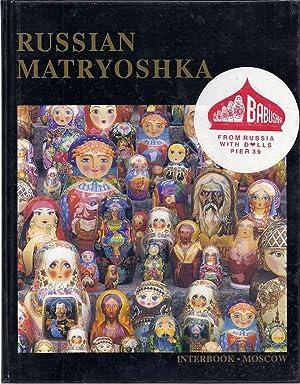 RUSSIAN MATRYOSHKA: Soloviova, Larissa