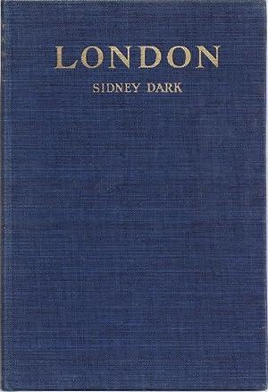 LONDON: Dark, Sidney