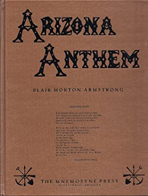 ARIZONA ANTHEM: Armstrong, Blair Morton