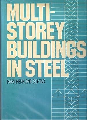 MULTI-STOREY BUILDINGS IN STEEL: Hart, F.