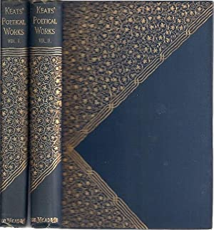 THE POETICAL WORKS OF JOHN KEATS: Keats, John