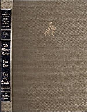 THE MINOR POEMS: Chaucer, Geoffrey