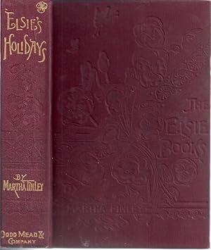 HOLIDAYS AT ROSELANDS: Finley, Martha