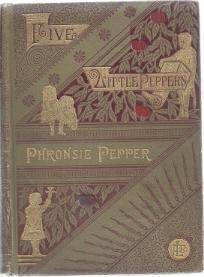 PHRONSIE PEPPER: Sidney, Margaret