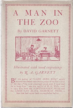 A MAN IN THE ZOO: Garnett, David