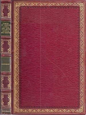 THE TEMPLE OF GNIDUS: Montesquieu, C. de Secondat, Baron de
