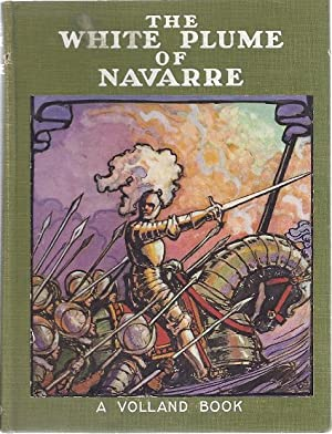 THE WHITE PLUME OF NAVARRE: Carter, Russell Gordon