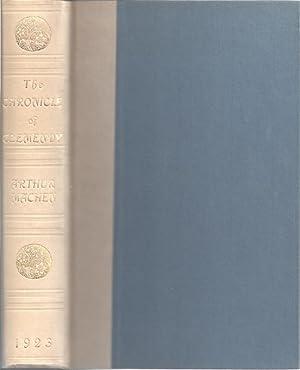 THE CHRONICLE OF CLEMENDY: Machen, Arthur