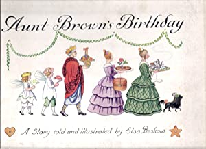 AUNT BROWN'S BIRTHDAY: Beskow, Elsa