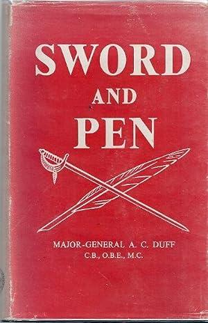 SWORD AND PEN: Duff, Major-General A.C.