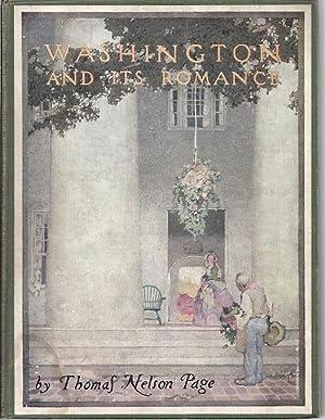 WASHINGTON AND ITS ROMANCE: Page, Thomas Nelson