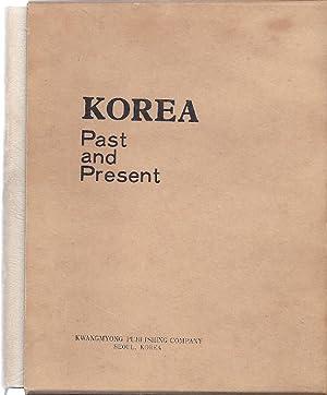 KOREA PAST AND PRESENT