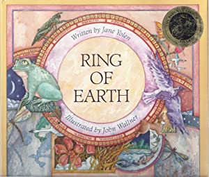 RING OF EARTH; A CHILD'S BOOK OF SEASONS: Yolen, Jane