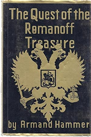 THE QUEST OF THE ROMANOFF TREASURE: Hammer, Armand