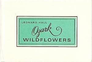 OZARK WILDFLOWERS: Hall, Leonard