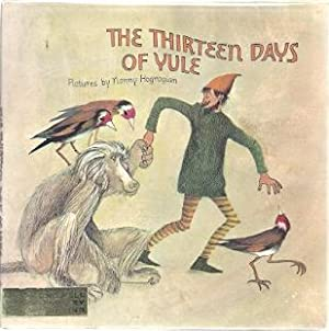 THE THIRTEEN DAYS OF YULE: Murray, Anthony