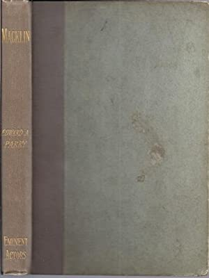 CHARLES MACKLIN: Parry, Edward Abbott