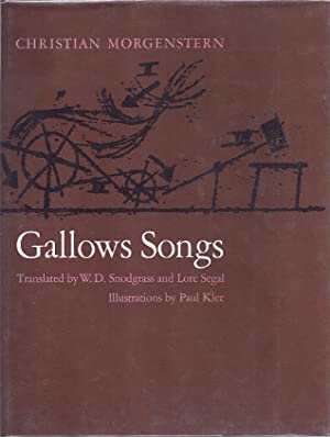 GALLOWS SONGS: Morgenstern, Christian