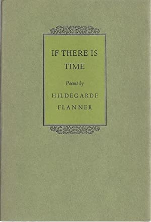 IF THERE IS TIME: Flanner, Fildegard