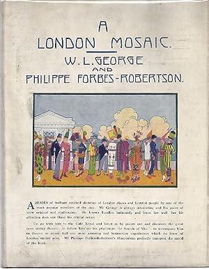 A LONDON MOSAIC: George, W. L.