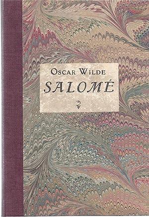 SALOME. DRAME EN UN ACTE: Wilde, Oscar