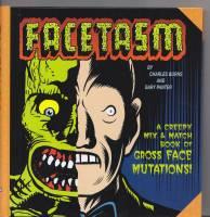 Facetasm : Creepy Mix - And -: Burns, Charles (&