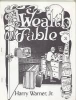 A Wealth of Fable (The History of: Warner, Jr., Harry