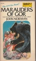 Marauders Of Gor.: Norman, John