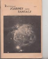 Journey Into Fantasy: 2nd Annual Issue.: Downes, Gerry (ed.)