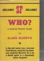 Who?: Budrys, Algis