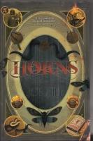 Horns (inscribed by the author).: Hill, Joe