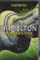 Pandora's Star: Part One Of The Commonwealth: Hamilton, Peter F.