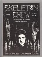 Skeleton Crew no 3/4 (Special Clive Barker: SKELETON CREW, (ed.