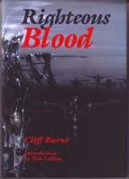 Righteous Blood (signed/limited hardcover): Burns, Cliff