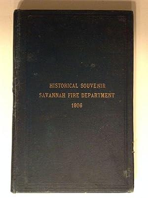 Historical Souvenir. Savannah Fire Department: Maguire, John E.