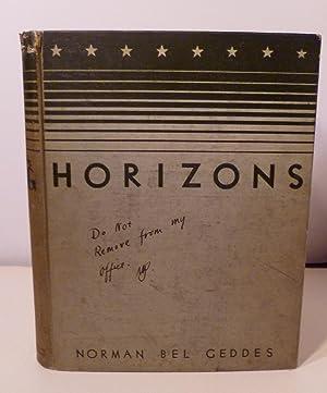 HORIZONS: Geddes, Norman Bel