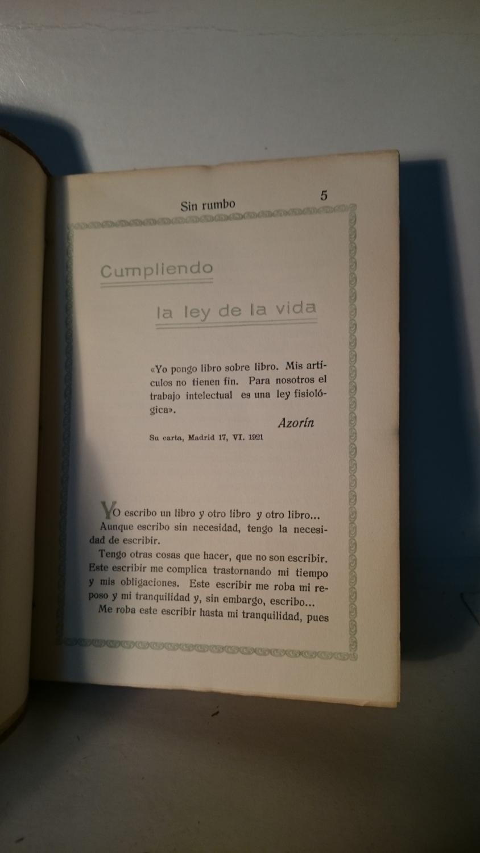 ... Sin Rumbo (Versos escépticos): Vicente Medina ...