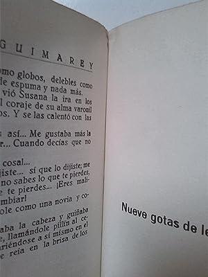 Nidos de esclavos: Pedro Guimarey