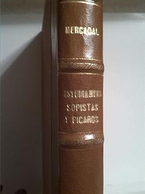 Estudiantes, sopistas y pícaros: J. García Mercadal