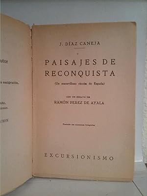 Paisajes de Reconquista: Juan D�az Caneja