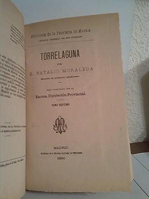 Torrelaguna: Natalio Moraleda