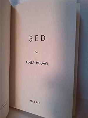 Sed: Adela Rodao