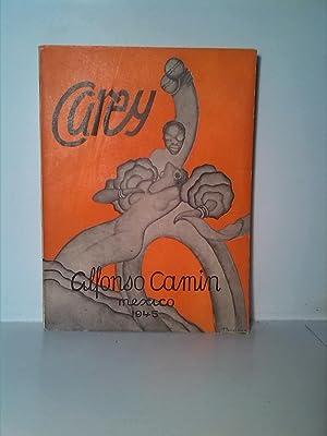 Carey y nuevos poemas: Alfonso Camín