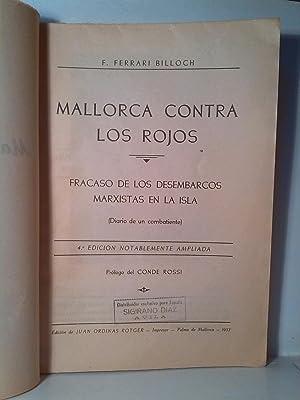 Mallorca contra los rojos: F. Ferrari Billoch